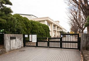 平塚市立江陽中学校