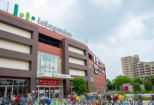 三井ショッピングパーク ララガーデン