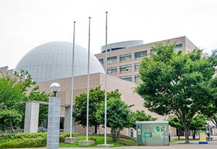 川口科学館科学展示室