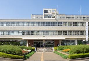 松戸市役所