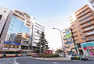 京王八王子駅