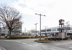 春日部駅東口