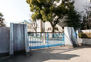 春日部市立八木崎小学校