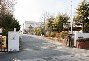 春日部市立大沼中学校
