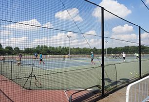 川越水上公園テニスコート