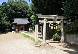 雀ノ森氷川神社