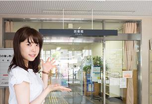 川越駅東口図書館