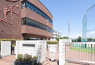 町田市立第一中学校