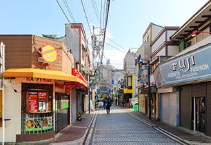 横須賀 板通り商店街