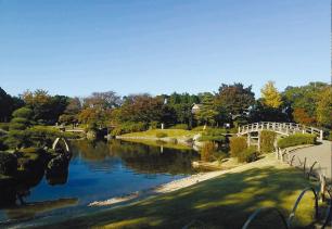 日本庭園花田苑