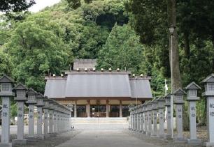 """""""浜名惣社神明宮"""""""
