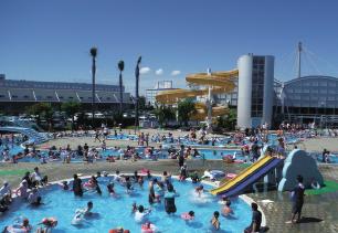 浜松市北部水泳場