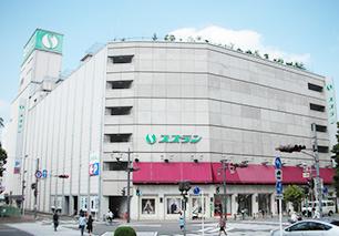 スズラン百貨店 高崎店