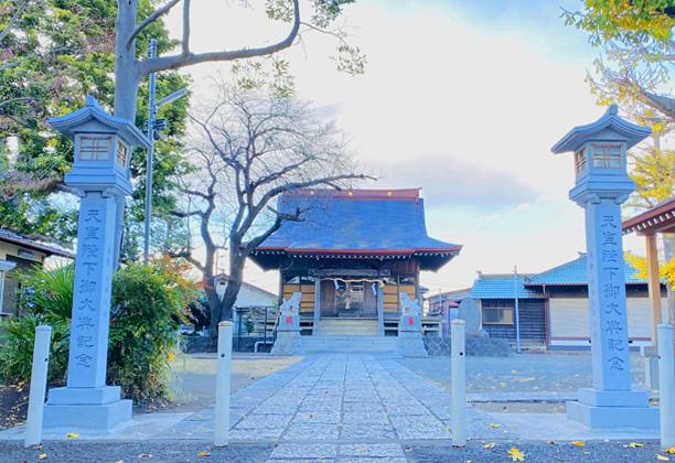 春ノ木神明社