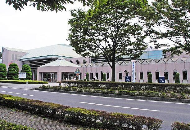 栃木県立県南体育館